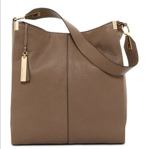 Vince Camuto Leather Rosen Hobo Shoulder Bag